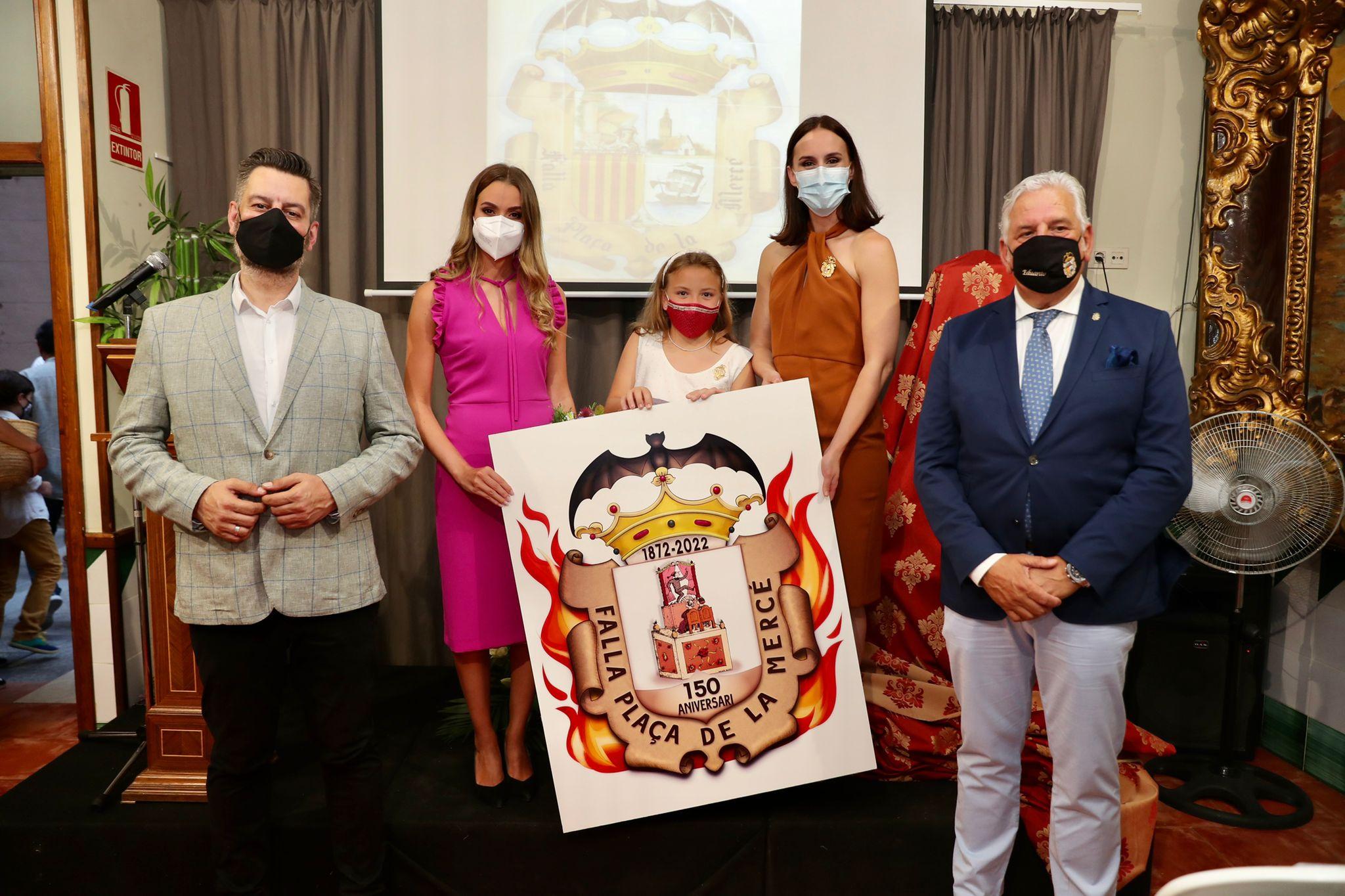 Acto de presentación del logotipo del 150 aniversario Foto: Armando Romero/JCF