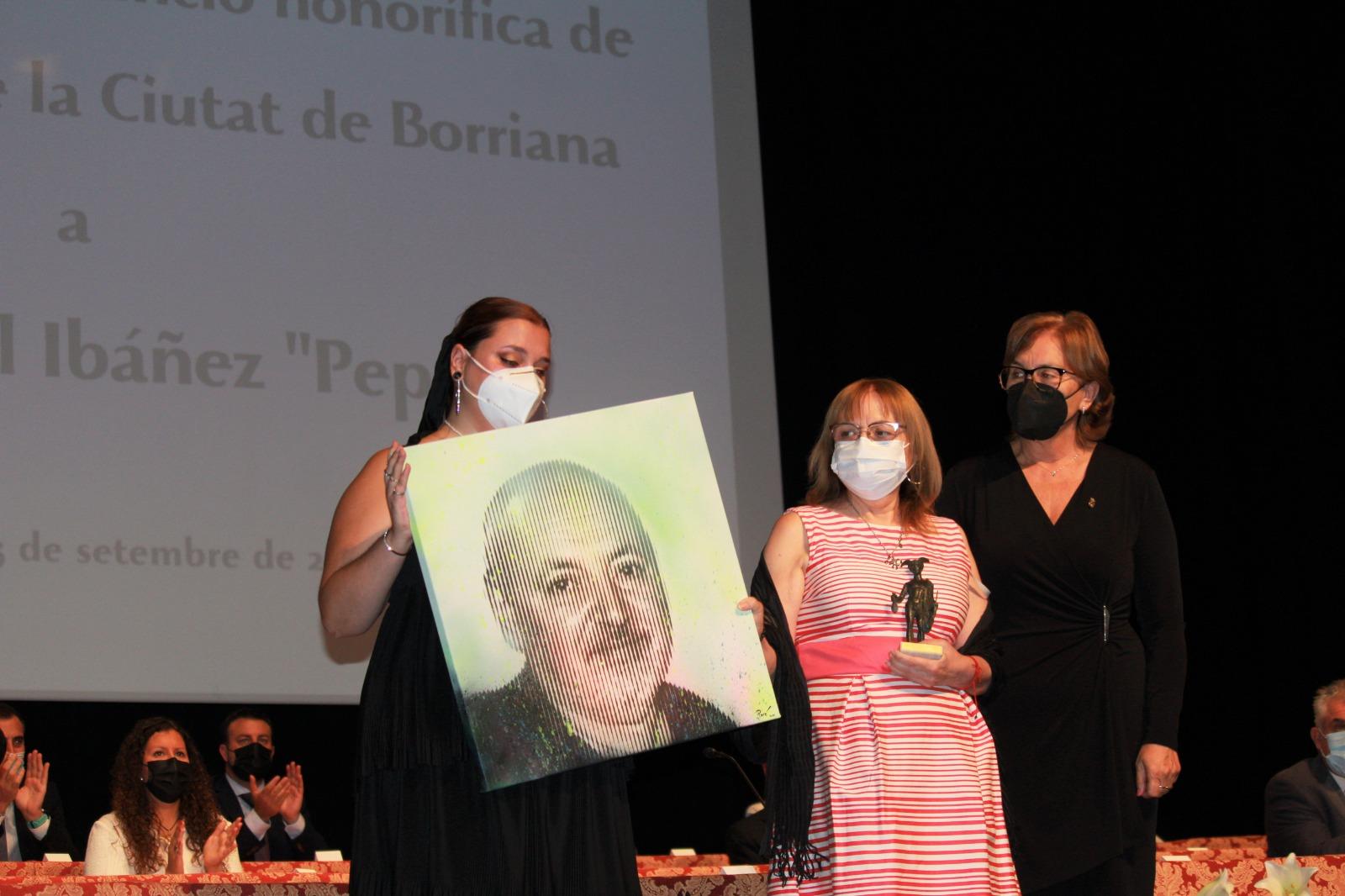 Homenaje póstumo a Quino Puig
